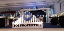 IOI Properties,  JBCC Exhibition Booth Booth Design