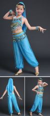 YY18-14  YY Indian Dance  Puppets / Costume