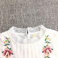 6244 EMBROIDERED FLORAL BLOUSE【BUY 2 FREE 3】