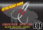 GROUPER SPECIAL - Slow Jigging Assist JIGGING ASSIST SENSES
