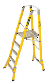 Branach WorkMaster 450mm Step Platform Branach Safety Platform Ladder