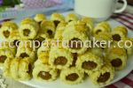 Rolled Pineapple Tart Others