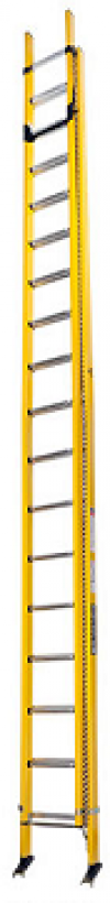 Branach PowerMaster Extension Ladder Branach Safety Platform Ladder