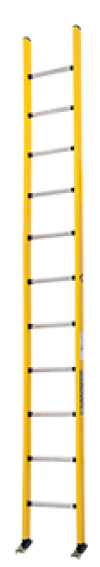 Branach CorrosionMaster Single Ladder Branach Safety Platform Ladder