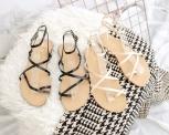 Charentes Almond Sandals