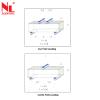 ECO-SMARTZ Hydraulic Flexural Machine - NL 4008 X / 001 & 002 Concrete Testing Equipments