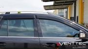 VOLVO XC90 02Y-14Y = VENTTEC DOOR VISOR VOLVO VENTTEC