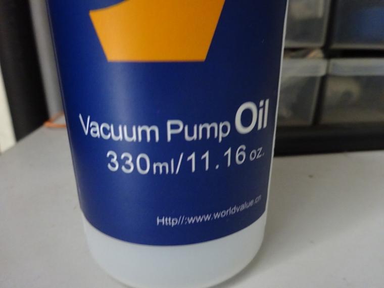 VALUE VE Series 1 and 2 Stage Vacuum Pump Value Vacuum Pump