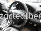 Mazda 6 replace steering leather  Steering Wheel Leather