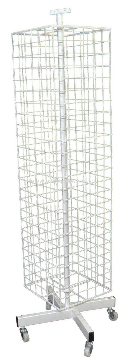20403-5ft H- 4Way Net Rack
