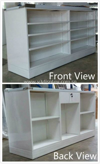 23004-TABLE 6'(INTERNAL 6 SHELF)925HX1778LX520W