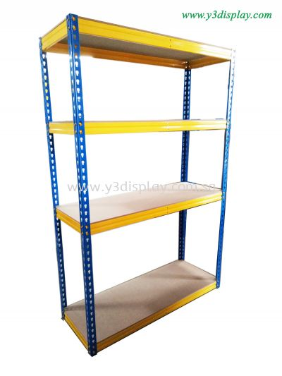 Boltless Rack c/w Hdf Board