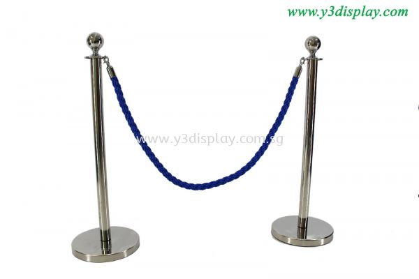 17122/17125 Baluster GL-02 And Rope Blue