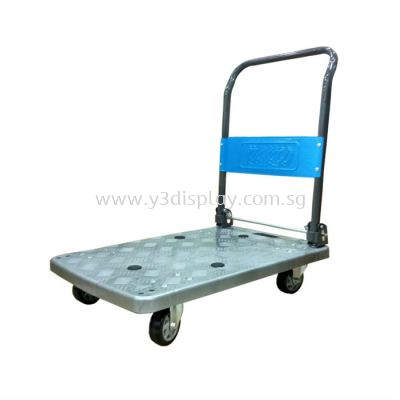 116200-150KG RY150 PLASTIC GOODS TROLLEY