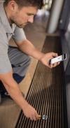 Testo 410i Vane Anemometer with Bluetooth Vane Anemometer