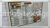 selflighting in the Darkness for Restaurants Manu list n se next (click for more detail) safety sign Industry Safety Sign and Symbols Image