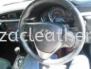 TOYOTA ALTIS 2015 STEERING WHEEL REPLACE LEATHER Steering Wheel Leather