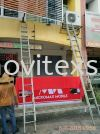removed n replace new Signboard for building or shopping mall . We also provide professional Cleaning services up keep and maintain a brand new look signage (click for more detail) Installation / Dismantle and Washing Services
