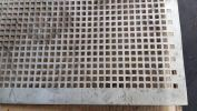 SQUARE HOLE Metal Perforation