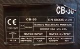 used CB-30 Battery Charger 600W 30/18A  ID999489  Garage (Workshop)