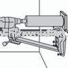 Husqvarna Core Drill 2400W, 185/455rpm, 250mm, 24kg, DMS240 Husqvarna (European) Core Drilling