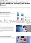Kranzle Wet & Dry Vacuum 2400W, 3700L/min, 10kg Ventos30E/L Vacuum Cleaner
