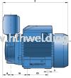 Pedrollo Self Priming Pump 0.37kW, 5~40L/min, 38~5Meters, PKSm60 Pedrollo Self-Priming Pump with Built in Check Valve Pedrollo Electric Water Pump Water Pump Malaysia