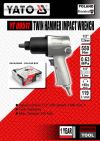 "Yato YT-09511 1/2"" Air Impact Wrench ID779707 Air Impact Wrench / Air Drill / Air Screwdriver / Air Ratchet Wrench  Air / Pneumatic Tools"