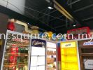 Chocolate Showcase , KLIA  Window & Product Display