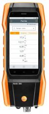 TESTO 300 FLUE GAS ANALYZER Flue Gas Analyzer Emission / Flue Gas Analyzer TESTO