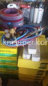 PORTABLE WELDING SET C/W ACCESSORIES MOX BRAZING EQUIPMENT AND ACCESSORIES