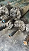 PRE-INSULATED PIPING (P.U JACKETING) ALLIED PRE-INSULATED PIPE