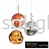 RED GLASS PENDANT LIGHT Designer Pendant Light PENDANT LIGHT