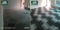 Carpet Tile Rainbow SQ RS 01 Carpet