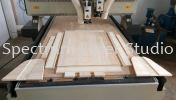 Finishing Product Router Cutting