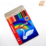Stabilo - 24 pcs Colored Pencil - (No 1879)