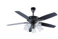 """NSB Fan Aloha 5 Blade AC Motor 52"""" Ceiling Fan"""