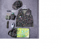 C2529 Army Costume wt Accessories Occupation Costume  Puppets / Costume