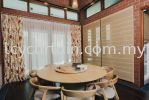 Premium Japanese Bamboo Roman Blind Roman Blind Indoor Blinds Blinds