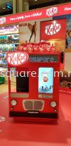 KitKat Promotion Booth  Roadshow Booth Booth Design