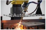 Robotic Beveling System Robotic Cutting System Automatic Cutting System