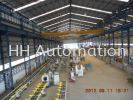 Automatic Pipe Prefabrication Welding Production Line Pipe Prefabrication Line Pipe Prefabrication System
