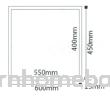 LEVA LV-1305R-6045 Sink Kitchen