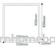 LEVA LV-1303R-5545 Sink Kitchen