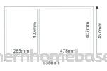 LEVA LV-1206R-8345 Leva Sink