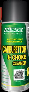 CARBURETOR & CHOKE CLEANER CLEANING & LUBRICATING