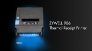 ZYWell 906 Receipt Printer POS Hardware