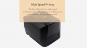 WinCode 342 BarCode Printer POS Hardware
