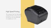 ZYWell 306 Receipt Printer POS Hardware