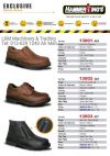 Hammer King Exclusive Safety Shoe, Black, Brown Safety Product
